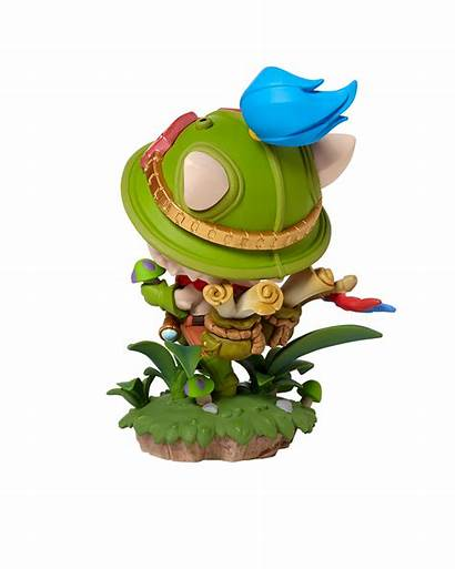 Teemo Merch Figura Figures Each Memotions Champ