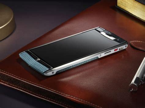 vertu luxury vertu 39 s latest luxury android phone costs over 10 000