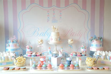 baby shower mixte  club mamans evenements en