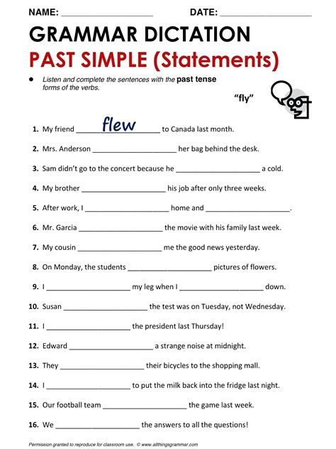worksheet grammar worksheets middle school