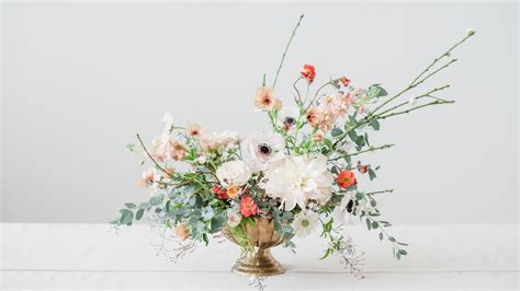create your own floral arrangement magnolia floral