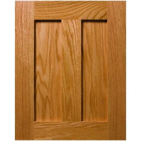 Shaker Style Cupboard Doors by Custom Auburn Shaker Style Flat Panel Cabinet Door