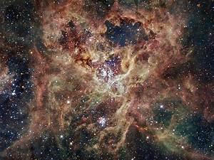 The Tarantula Nebula   ESO