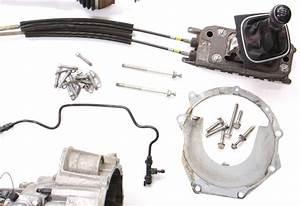 6 Speed Manual Transmission Swap Kit 11