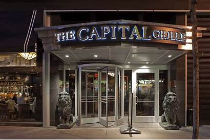 Capital Grille York Building Times Square Project