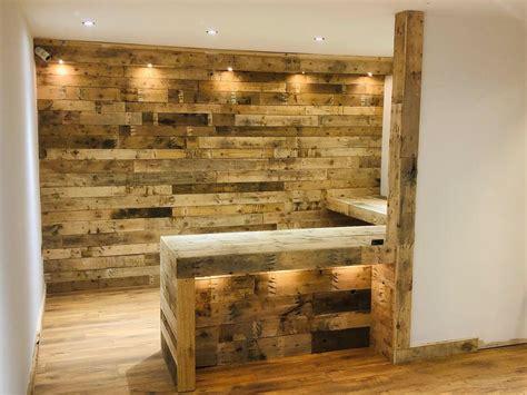 wood wall cladding pallet wood cladding  sqm dry