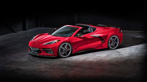 2020 Chevy Corvette Wallpaper by 2020 Chevy Corvette C8 Takes Live From The Reveal