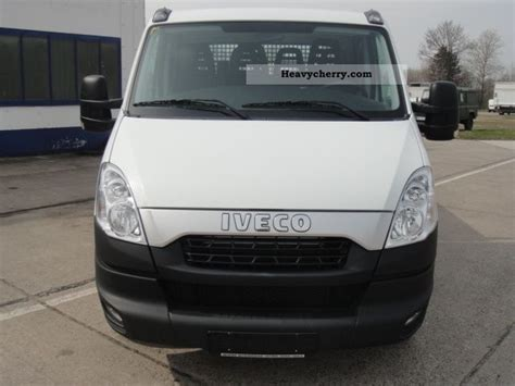 Iveco Daily 35 S 13 D, Pr 3.400mm, Standheiz, Cruise