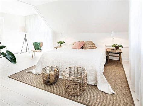 decoration chambre blanche les 25 meilleures idées concernant chambre minimaliste sur
