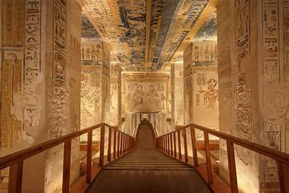 Kings Valley Egypt Luxor Planet