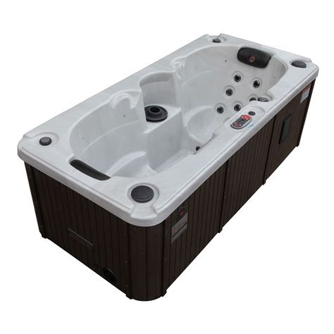 b and q tub canadian spa yukon play 2 person tub