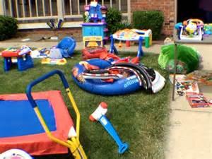 Yard Garage Sale Toy