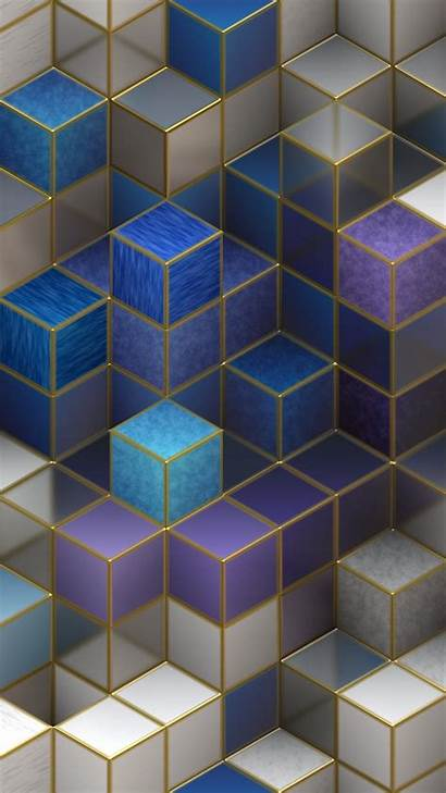 Square Cubes Cubic Abstract 3d Background Wallpapersmug