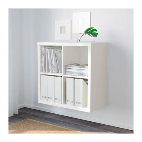 white storage unit ikea kallax shelving unit white 77x77 cm ikea