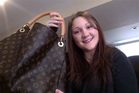 review louis vuitton artsy mm youtube