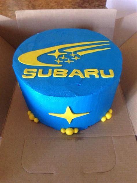 Happy Birthday Subaru by Subaru And Cakes On