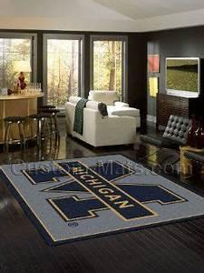 Ohio State Buckeyes Designs Amazon Com Michigan Wolverines 5 39 4 Quot X 7 39 8 Quot Team Spirit