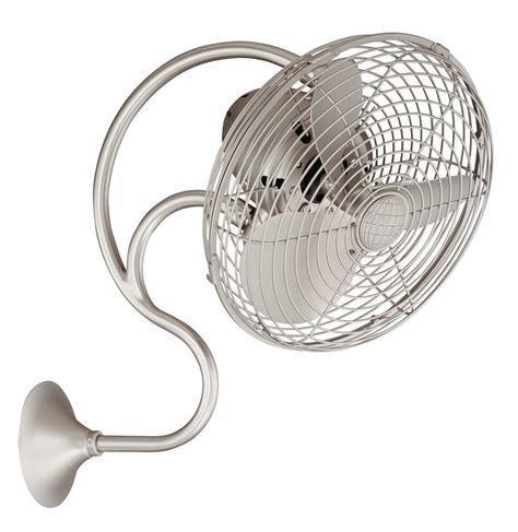 wall mounted fans matthews fan co atlas melody oscillating wall fan wall