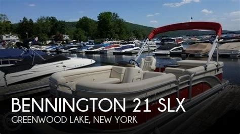 Bennington Pontoon Boat Dealers In Ny by Bennington Slx Boats For Sale In New York
