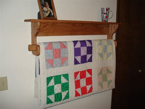 57 Quilt Rack With Shelves, Quilt Racks And Shelves