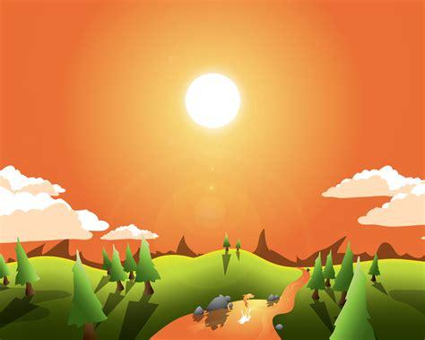 create  landscape wallpaper   desktop