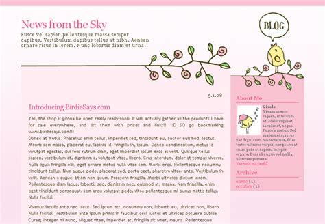 blogger templates  commercewordpress