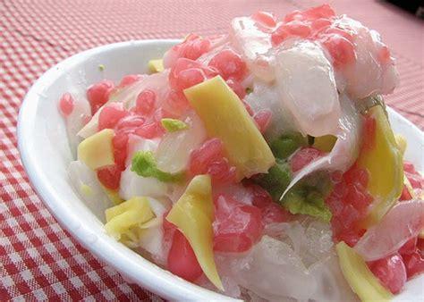 macam macam es buatan inem di kantin serba edan untuk berbuka puasa