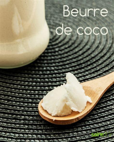coco cuisine beurre de coco maison recette ventana