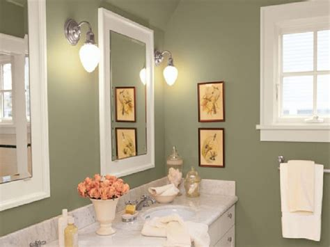 bathroom paint color ideas