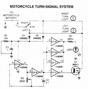 Automotive Car And Motorcycle Schematics  Circuits And