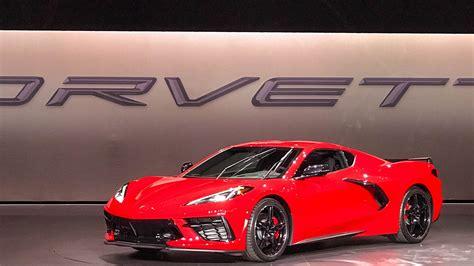 2020 Chevrolet Corvette Stingray Arrives With Mid-engine