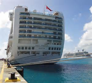 ruby princess route map facts itinerary wiki webcam