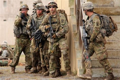 mountain division soldiers tapped  fall iraq
