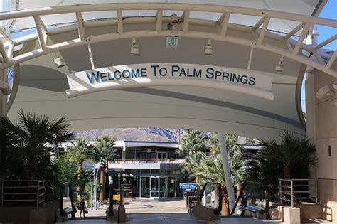 Palm Springs airport   Flickr - Photo Sharing!