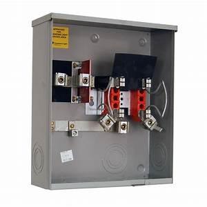 Milbank 200 Amp Meter Socket Wiring Diagram