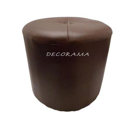 pouf tendance simili cuir marron achat vente pouf poire cuir cadeaux de no 235 l cdiscount