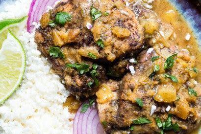 Slow Cooker Jerk Chicken Curry   Tasty Kitchen: A Happy