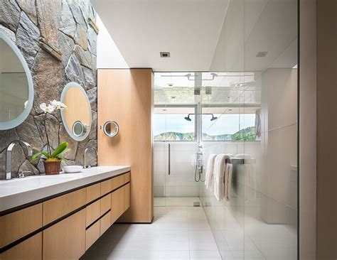 Modern Bathroom Wall Designs by 30 Exquisite And Inspired Bathrooms With Walls