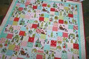 patchwork quilts lovely little handmades the patchwork christmas quilt all done