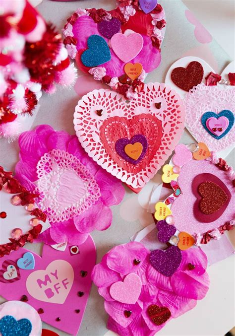 Cute little valentine cards we made using our handprints to create a little heart in the center find ideas for homemade valentine cards for kids and other friendly, caring, and beautiful holiday crafts. 5 Tips for Making Easy Handmade Valentine Cards - Design ...