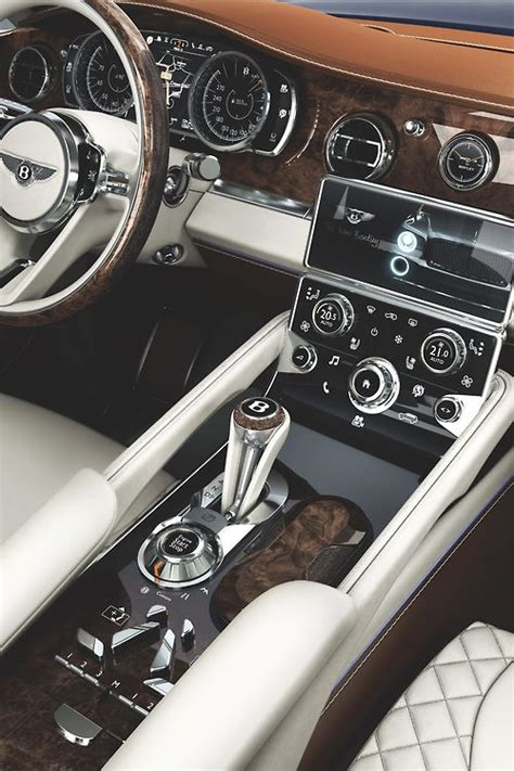 classic bentley interior 49 best interiors images on pinterest car interiors