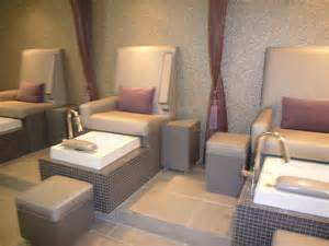 Nail Salon Spa Pedicure Chairs