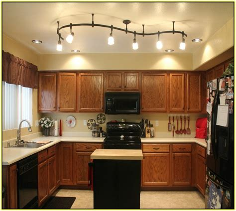 kitchen light fixtures to replace fluorescent home
