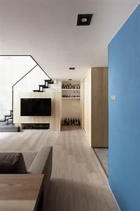 Modern Loft Apartment Interior Interior Design Ideas