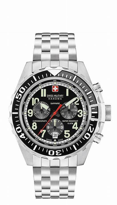 Chrono Touchdown Uhren Hanowa Uhr Swiss Military