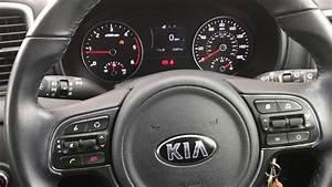 Kia Ceed Dashboard Symbols