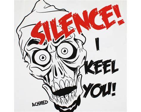 T-shirt Jeff Dunham Achmed Keel You Pour Seulement € 19,82 Sur Merchandisingplaza