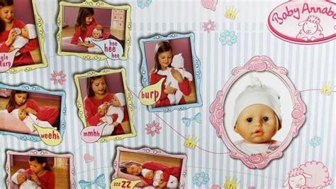 Baby Annabell Doll / Lalka Annabell