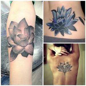 Signification Des 6 Bouddhas : tatouage fleur de lotus signification et mod les ~ Melissatoandfro.com Idées de Décoration