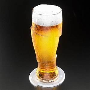 Verre A Biere : verres bi re tranch s x2 ~ Teatrodelosmanantiales.com Idées de Décoration